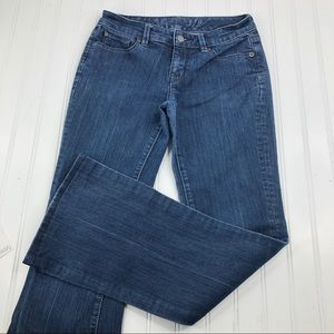 The Limited Denim 312 Jeans size 0 Bootcut Stretch